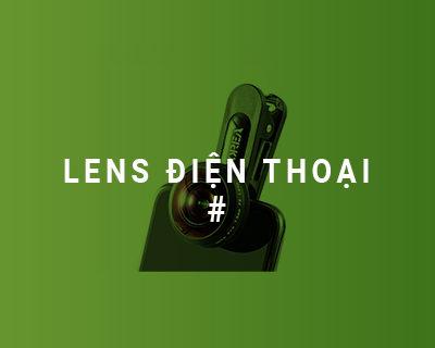 Lens chụp hình cho điện thoại