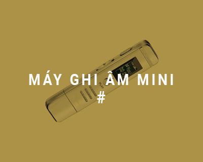 Máy ghi âm mini