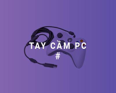 Tay cầm chơi game PC