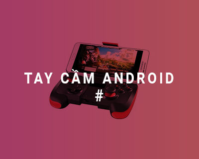 Tay cầm chơi game Android