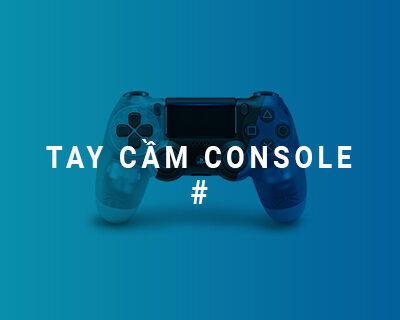 Tay cầm chơi game hệ máy Console